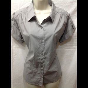 Women's size 12 VICTORIA'S SECRET button-down top